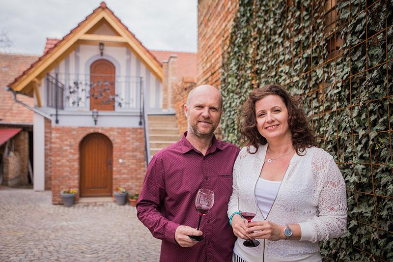 Vinařství Pavka Čejkovice
